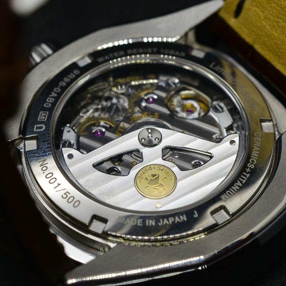 GS wrist SBGC017-3