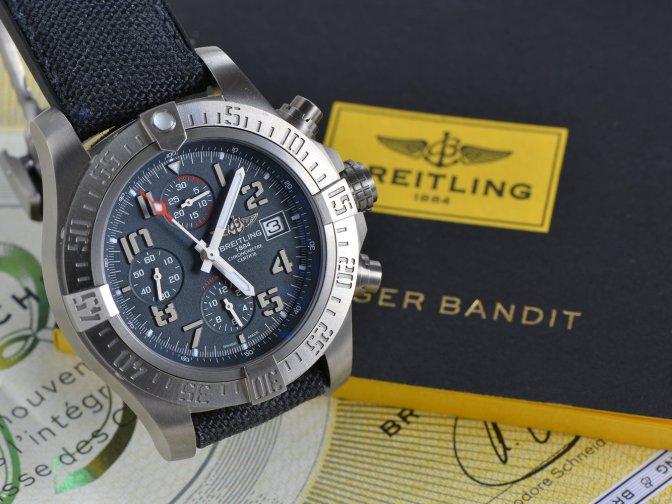 Bandit, E13383, 2016