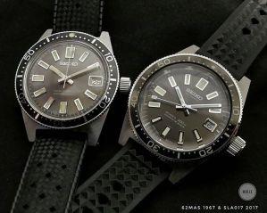 6217-8001, 1967 & SLA017, 2017